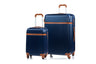 Champs Vintage Collection Ensemble de 2 valises rigides Spinner - Marine