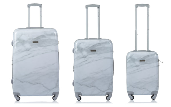 Champs Carrera Collection Ensemble de 3 valises extensibles spinner