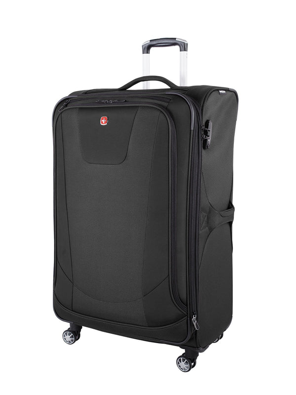 "Swiss Gear Neo Lite 3 Valise de 29"" extensible spinner - Noir"