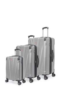 Swiss Gear Global Traveller Collection Ensemble de 3 valises extensibles spinner