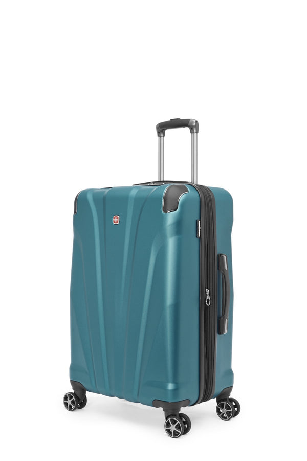 "Swiss Gear Global Traveller Collection Valise de 24"" extensible spinner"