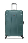 "Swiss Gear Côte D'Azur Valise extensible spinner de 28"" - Sarcelle"