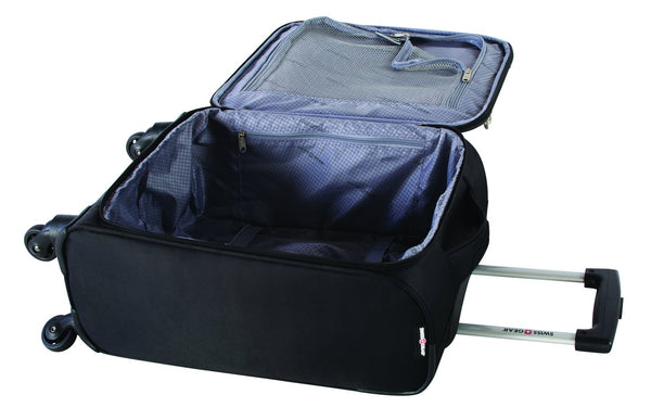 Swiss Gear Payerne Collection Ensemble de 3 valises extensibles spinner