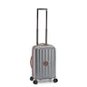 "Delsey St. Maxime 19"" Carry-On Spinner Luggage - Grey"