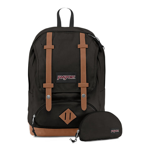 JanSport Sac à dos Baughman - Black Canvas