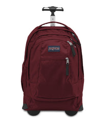 Jansport Driver 8 Sac à dos sur roulettes - Viking Red