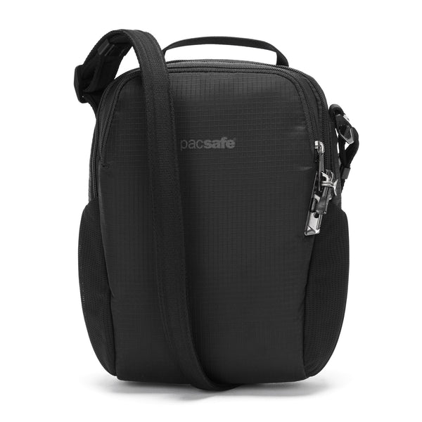 Pacsafe Vibe 200 Sac à bandoulière anti-vol RFID - Jet Black