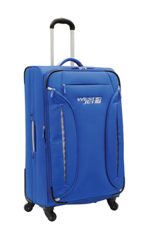 WestJet Feather Lite Grande valise souple extensible spinner