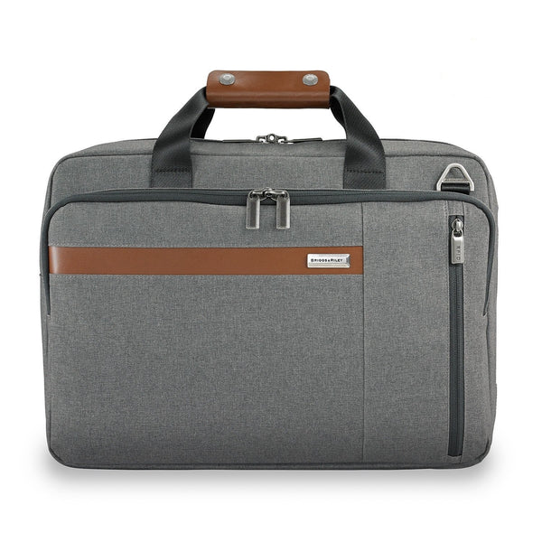Briggs & Riley Kinzie Street Porte-documents convertible - Gris