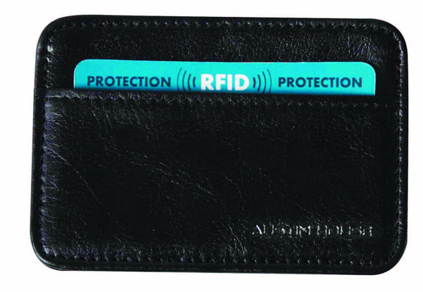 Austin House Etui a Cartes Avec Protection RFID