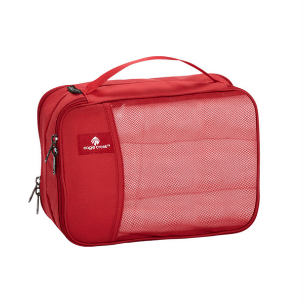Eagle Creek Pack-It Original Clean Dirty Cube de rangement P - Red Fire