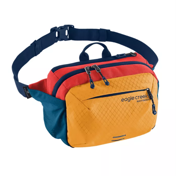 Eagle Creek Wayfinder Sac de taille M - Sahara Yellow