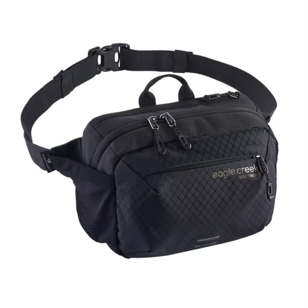 Eagle Creek Wayfinder Sac de taille M - Jet Black