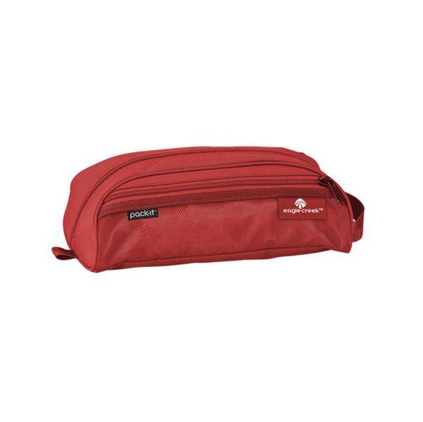 Eagle Creek Pack-It Original Quick Trip Trousse de toilette - Red Fire