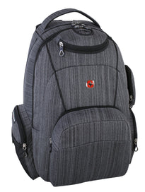 Swiss Gear 15.6 Laptop Backpack - Dark Grey