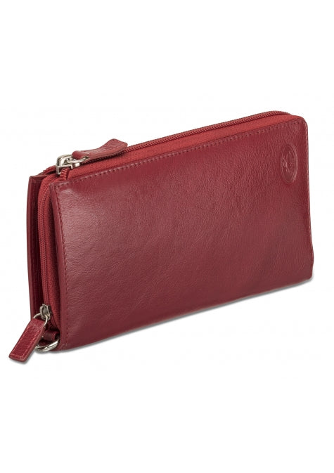 Mancini Collection EQUESTRIAN-2 Portefeuille Clutch pour dames