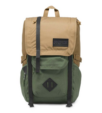 JanSport Hatchet Sac à dos - Field Tan/Muted Green
