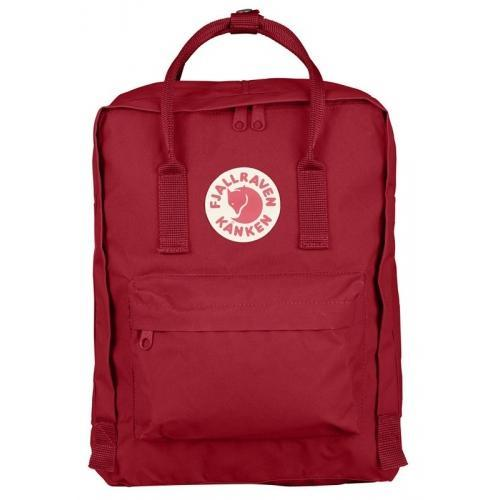 Fjallraven Sac à dos Kanken - Deep Red