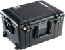 Pelican 1607 Wheeled Air Case Caisson de protection - Sans mousse - Noir