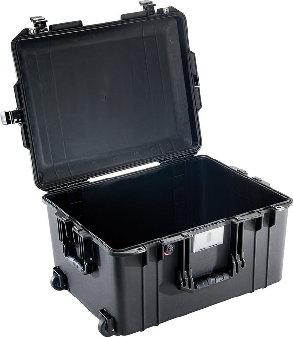 Pelican 1607 Wheeled Air Case Caisson de protection - Sans mousse