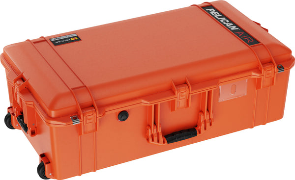 Pelican 1615 Air Case Caisson de protection - Sans mousse - Orange