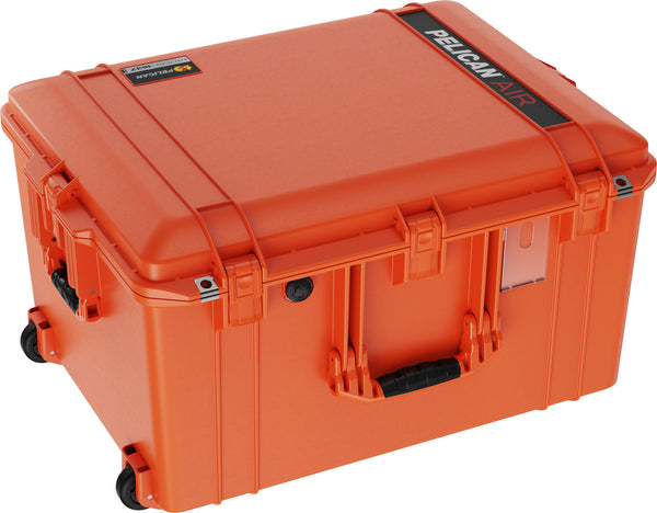 Pelican 1637 Air Case Caisson de protection - Avec mousse - Orange