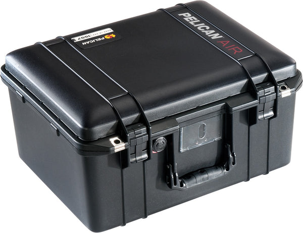 Pelican 1557 Air Case Caisson de protection - Sans mousse - Noir