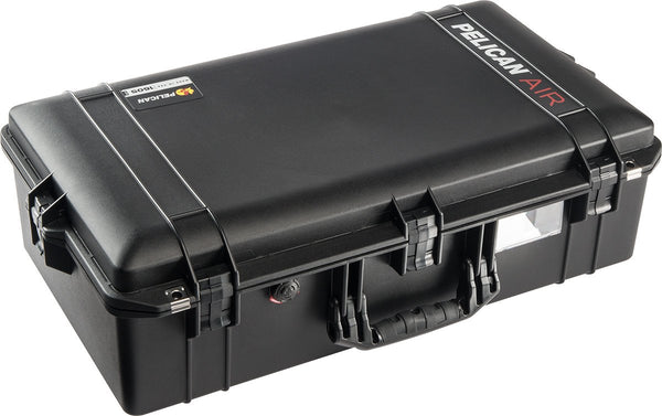 Pelican 1605 Air Case Caisson de protection - Sans mousse - Noir