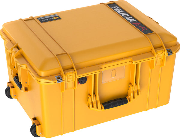 Pelican 1607 Air Case Caisson de protection- Avec mousse - Jaune