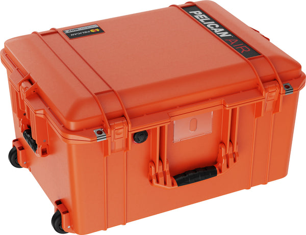 Pelican 1607 Air Case Caisson de protection- Avec mousse - Orange