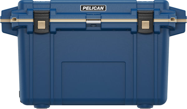 Pelican 70QT Elite Glacière - Pacific Blue/Coyote