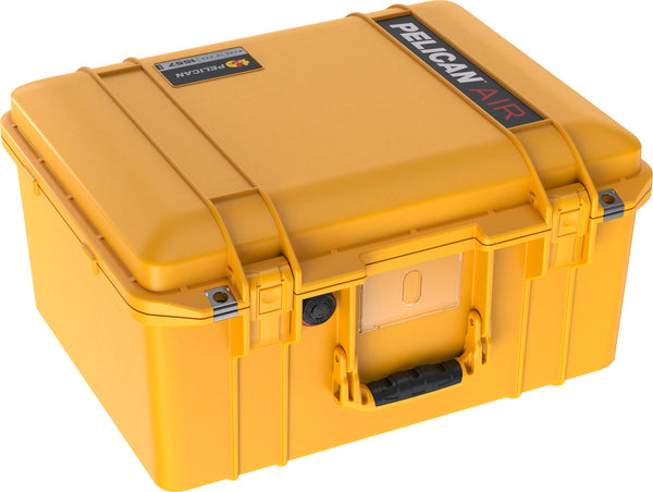 Pelican 1557 Air Case Caisson de protection- Avec mousse - Jaune