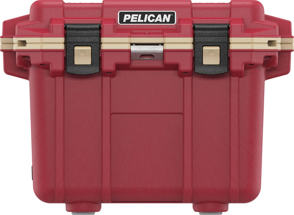 Pelican 30QT Elite Glacière - Canyon Red/Coyote