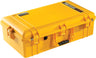 Pelican 1605 Air Case Caisson de protection - Sans mousse - Jaune