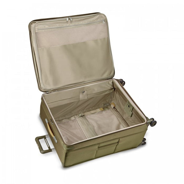 Briggs and Riley Baseline Valise Extra Large Extensible avec Roulettes Spinner