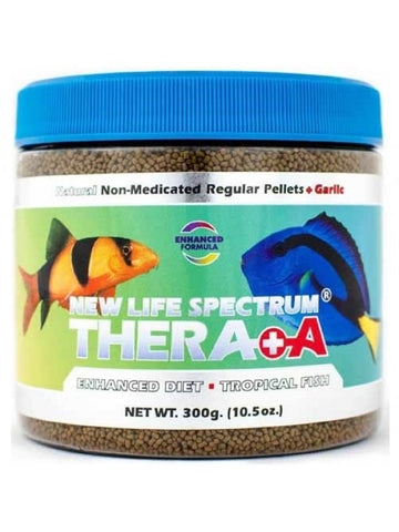 NLS Thera+A Regular Pellet 1mm 150g