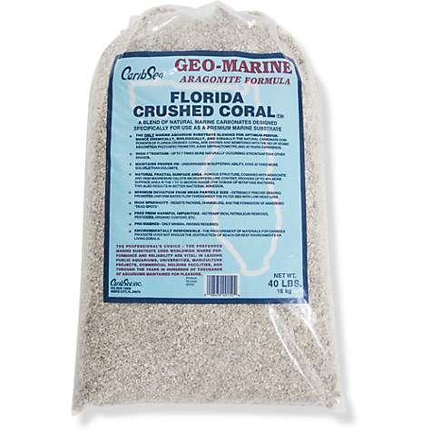 Florida Crushed Coral, 40 lb.