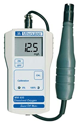 Milwaukee Dissolved Oxygen Meter