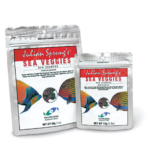 JULIAN SPRUNG'S SEAVEGGIES® RED SEAWEED 12g