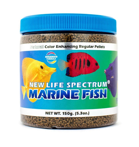 NLS Marine Fish Regular Pellet 1mm 300g