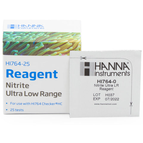 Reagents for ULR Nitrite 25 Test