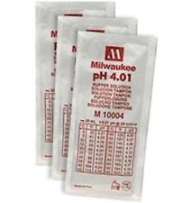 Milwaukee PH4.01 Buffer solution 25pcs
