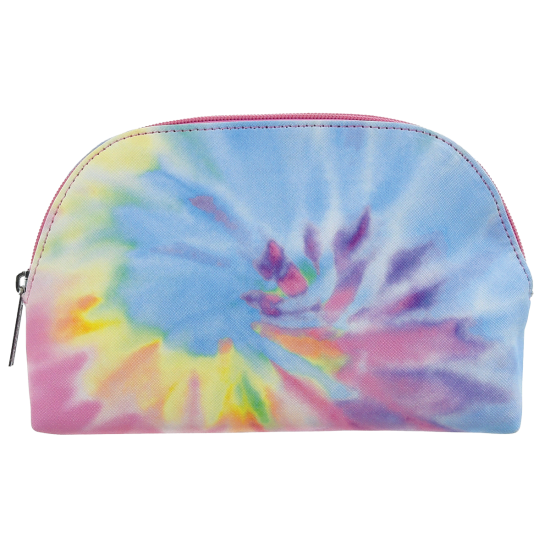 Cosmetic Bag - Pastel Tie Dye