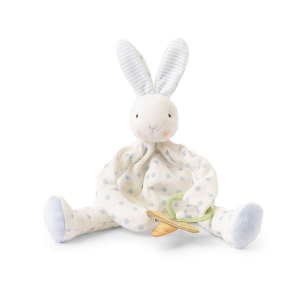 Buddy Bunny Pacifier Holder - Bud