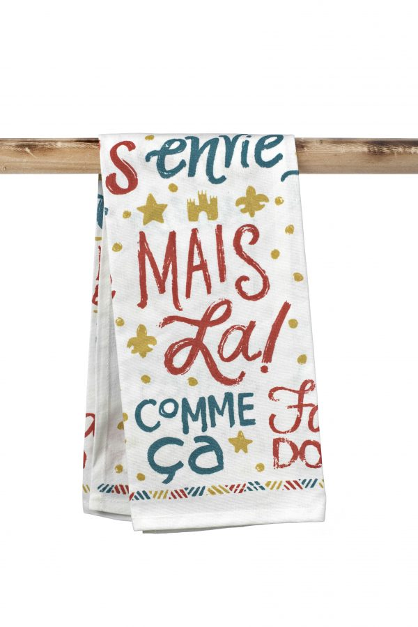 Kitchen Towel - Mais La