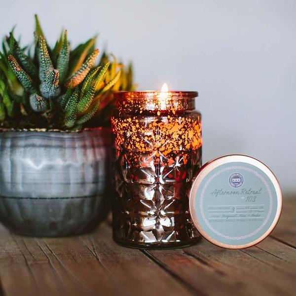 Afternoon Retreat Soy Candle #103