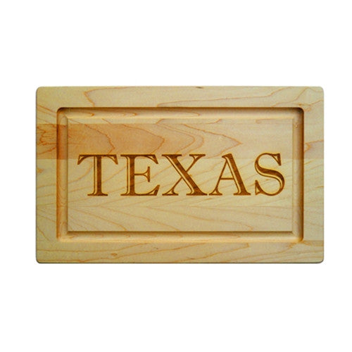 Maple Leaf Personalized Cutting Board - 13