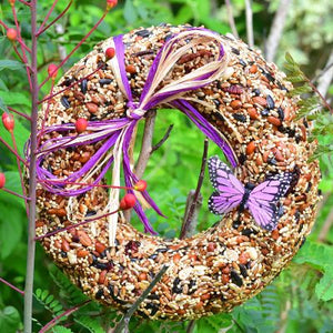 Edible Wreath - Wildflare