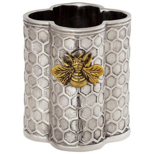 Wine Bottle Holder - Bumble Bee