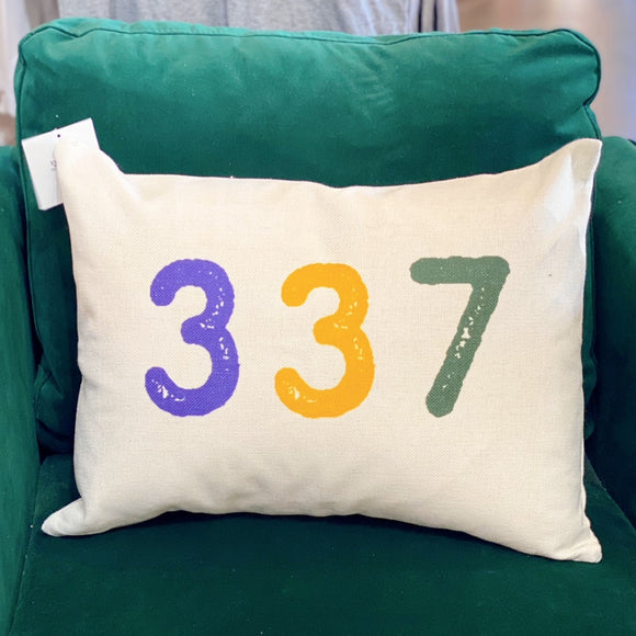 Pillow - 337 Mardi Gras